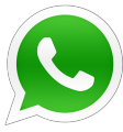 Logotipo de WhatsApp.