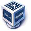 Logotipo de Oracle VirtualBox.